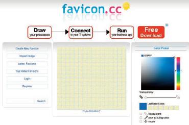 A4 How to add a Favicon